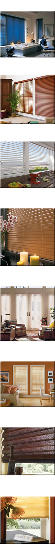 window coverings and window treatments serving San Diego